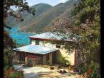 Adventure villa overlooking Coral Harbor