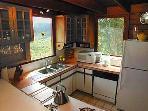 Full kitchen, fridge w/ice dispenser and water purifyer