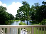 Tranquil Lake from Deck