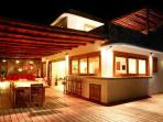 night or day you will enjoy the villa