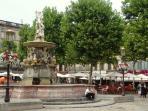 Place Carnot, Carcassonne