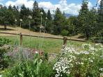The view toward Ashland