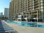 Ourdoor Pool Area