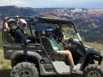 summer activities ATV rentals available Miles of trails