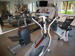 Exercise/Fitness Room