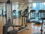 Gym on 5th floor