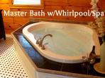 Master Room Whirlpool