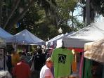 Tuesday Market on Beach Boulevard.