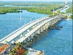 Jolly Bridge to Marco Island
