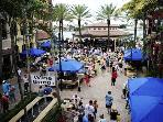 Marco Island ~ The Esplanade on the water~featuring Shops~Dining~Marina~Wine Tasting Festival Event