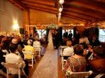 Indoor Wedding Ceremony Location