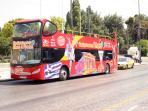 Athens: City Tour bus