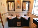Bathroom #1 in Main House
