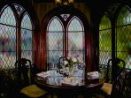 Dine in Victorian splendor