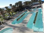 Beautiful Views @ Boardwalk Oceanfront Towers-Myrtle Beach SC #1132