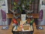 Complimentary Xmas/New Year Hamper