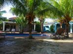 Pool Deck & Neighbors