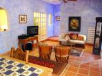 Vibrant Colors And Mexican Colonial Style