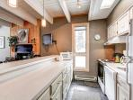 Sundowner Studio Kitchen Breckenridge Condo Rentals