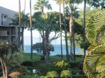 Kamaole Sands has 15 acres of gardens, water features,  making this a perfect Maui resort property