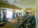 Fitness Centre for Guests to use at Club