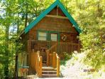 Across from Resort Pool-Luxury Cabin $99.00/Night