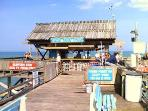 The end of the Pier!