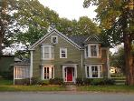 Shorewood House is located in the heart of Shelburne's beautiful Historic District.
