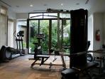 Common fitness room