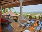 Phuket Luxury Villa Rental - Villa Oriole - Main Terrace Views