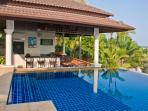 Phuket Luxury Villa Rental - Villa Oriole - pool bar
