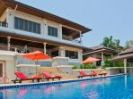 Phuket Luxury Villa Rental - Villa Oriole - Sunbathing terrace