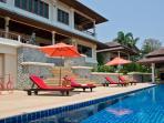 Phuket Luxury Villa Rental - Villa Oriole - sunbathing terrace