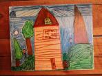 Custom Artwork (4 year old son)