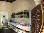 Western Fully Equipped Kitchen in Sri Lanka