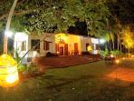 Templeberg Villa Galle Evening Candlelit Dining