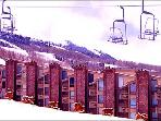 The Enclave slopeside condos