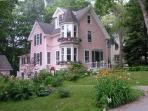 Bright Classic Victorian Home in Camden Maine