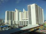 3 Bedroom Oceanfront Condo OceanWalk Daytona Beach