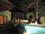 Beautiful Cottage w/pool & Jacuzzi
