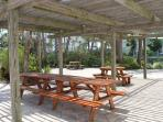 On-site picnic area