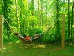 TAKE A RELAXING NAP IN A HAMMOCK