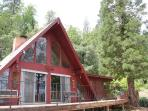 Discover Peaceful, Private Owl Lodge  Overlooking Tahoe Forest