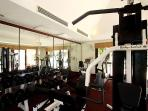 full equiped gym