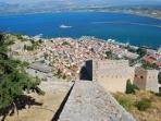 Panoramic View Nafplion