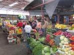 Organic market walking distance