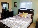 Bedroom 1 - PERIDOT PLACE... The Best of Both Worlds!