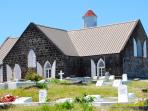 Church Safari. Nevis Is Full Of Beautiful Old Churches