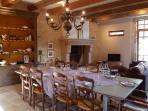 Open Concept Dinning Room