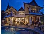 Majestic Villa By Night